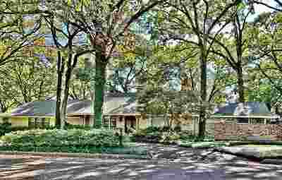 Tyler Single Family Home For Sale: 2201 McDonald Rd