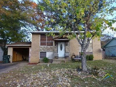 Tyler Single Family Home For Sale: 2301 N Englewood