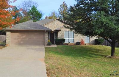 Tyler Single Family Home For Sale: 16391 County Road 164