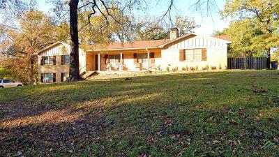 Mineola TX Single Family Home For Sale: $219,900