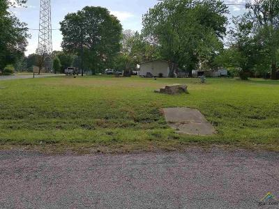Quitman Residential Lots & Land For Sale: 401 N Stephens