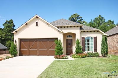 Tyler Single Family Home For Sale: 7324 Lake Pointe Cv