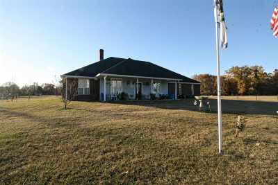 Upshur County Single Family Home For Sale: 5401 Turtle Road