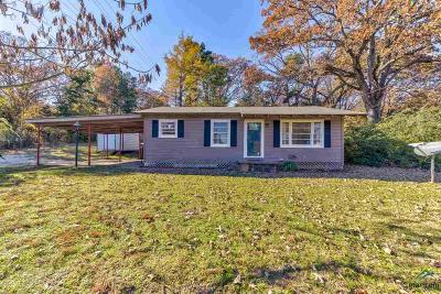 Upshur County Single Family Home For Sale: 501 N Tyler