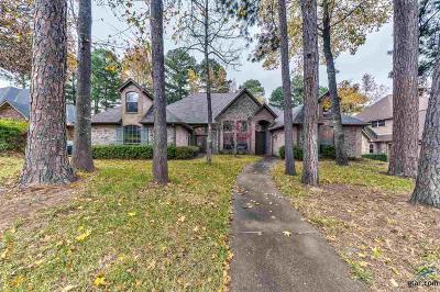 Tyler Single Family Home For Sale: 3611 Canyon Creek