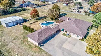 Whitehouse Single Family Home For Sale: 17576 County Road 2195