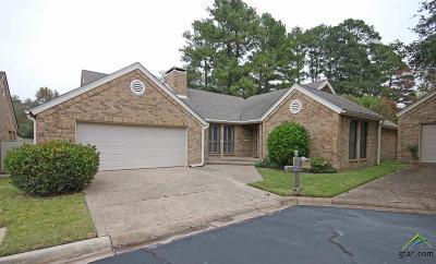 Tyler Single Family Home For Sale: 818 Bradley Court