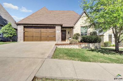 Tyler Single Family Home For Sale: 7216 Princedale