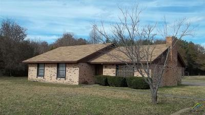 Mineola TX Single Family Home For Sale: $129,500