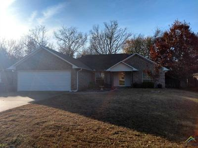 Lindale Single Family Home For Sale: 407 Huskey Dr