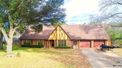 Upshur County Single Family Home For Sale: 2204 Short Oak Dr