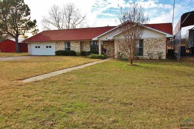 Grand Saline Single Family Home For Sale: 540 F M 773