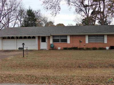 Tyler Single Family Home For Sale: 11578 19th Avenue