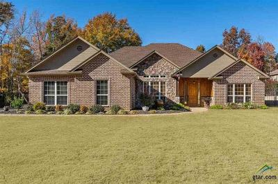 Longview Single Family Home For Sale: 140 Timber Falls Dr.