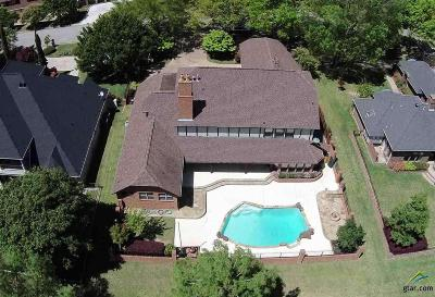 Tyler Single Family Home For Sale: 6500 Hollytree Circle