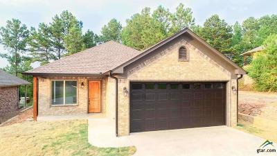 Longview Single Family Home For Sale: 3422 Bill Owens Pkwy