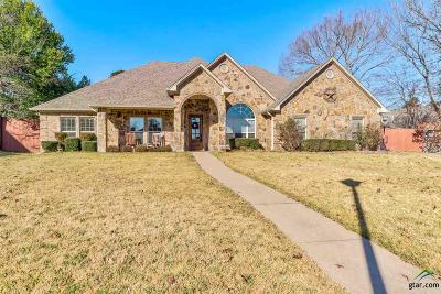 Tyler Single Family Home For Sale: 806 Marquette Lane