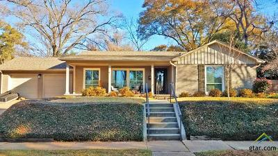 Tyler Single Family Home For Sale: 2754 S. Chilton Ave.
