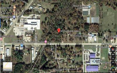 Quitman Commercial For Sale: 823 E Goode