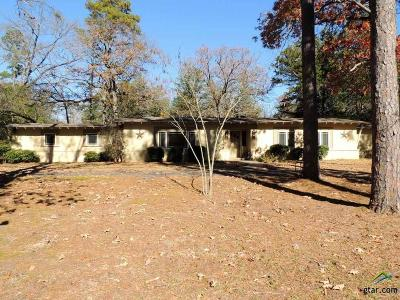 Quitman Single Family Home For Sale: 823 E Goode