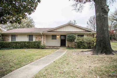 Tyler Single Family Home For Sale: 4810 Commanche Trail