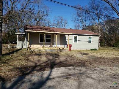 Grand Saline TX Single Family Home For Sale: $82,500