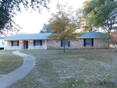 Upshur County Single Family Home For Sale: 917 Elizabeth