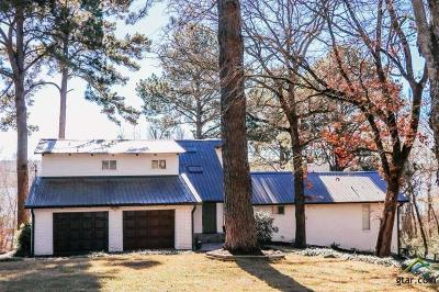 Tyler TX Single Family Home Contingent - Active: $435,000