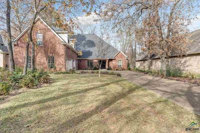 Bullard Single Family Home For Sale: 121 Dogwood Lakes Circle