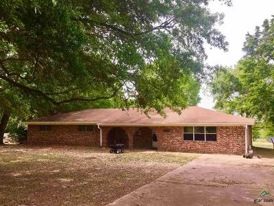 Mineola TX Single Family Home For Sale: $187,000
