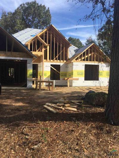 Tyler Single Family Home For Sale: 330 Vaughn