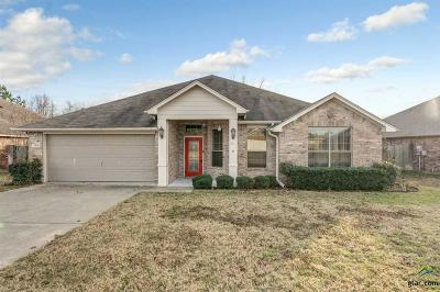 Whitehouse TX Single Family Home For Sale: $192,500
