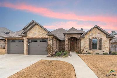 Hallsville TX Single Family Home For Sale: $289,900