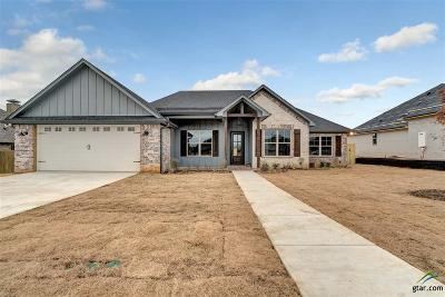 Tyler TX Single Family Home Contingent - Active: $399,999