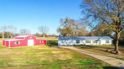 Mt Pleasant TX Single Family Home For Sale: $295,000