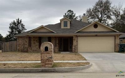 Tyler Single Family Home For Sale: 5808 Deauville