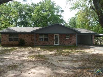 Quitman TX Single Family Home For Sale: $134,021