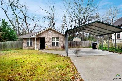 Tyler Single Family Home For Sale: 1403 N Fannin Ave