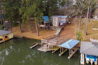 Jacksonville Single Family Home For Sale: 165 County Road 3160
