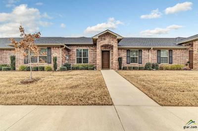 Tyler Condo/Townhouse For Sale: 5063 Shiloh Ridge Drive