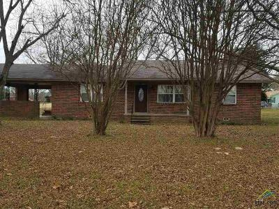 Lindale Rental For Rent: 16011 Fm 849