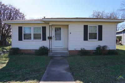 Jacksonville Single Family Home For Sale: 623 Tyler St.