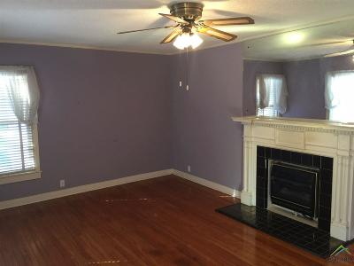 Tyler Rental For Rent: 621 W 6th