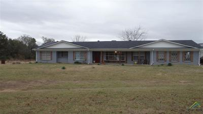 Bullard Single Family Home For Sale: 3711 W C R 152