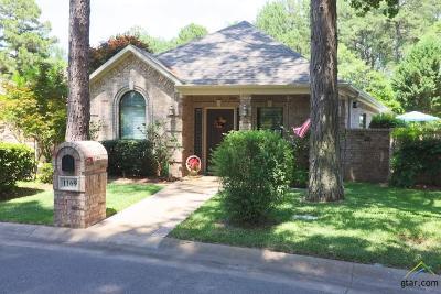 Tyler Single Family Home Contingent - Active: 1169 Garden Park Cir.