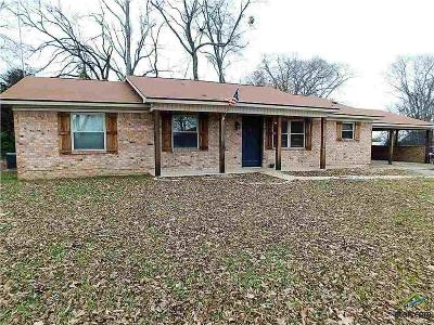 Grand Saline Single Family Home For Sale: 4772 Fm 1255