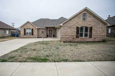Bullard Single Family Home For Sale: 217 Bois D'arc