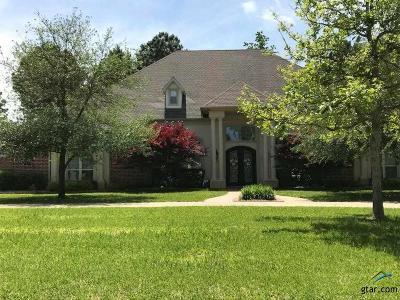 Tyler Single Family Home For Sale: 6057 Graemont