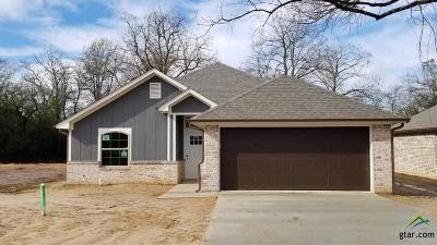 Tyler Single Family Home For Sale: 809 Clark