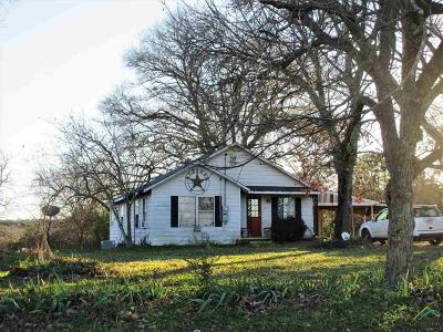 Jacksonville Single Family Home For Sale: 155 County Road 1629